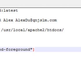 通过dockerfile编译第一个docker文件,赶鸭子游戏