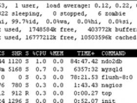 Linux僵尸进程zombie发现以及处理