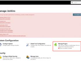 Jenkins + GitLab 实现CI自动集成