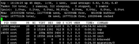 061917 0831 Nagios9 - 记一次Nagios大规模的过程(600网络节点),Nagios + Mrtg + NDO +展示 +NagiosQL
