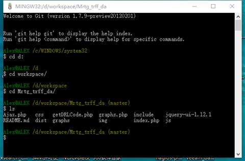 062017 0038 WindosGi3 - Windos下把代码提交到GitHUb上