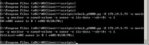 072417 0228 Checkhpp2001 - Check_hp_p2000 惠普存储P2000监控使用使用
