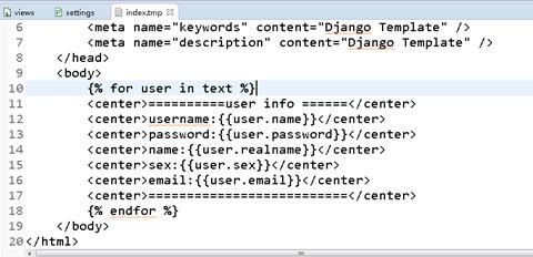 100317 1724 Django9 - Django 学习第五课 数据库增删改查