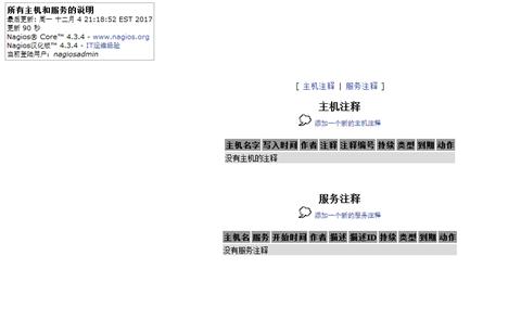 120517 0234 Nagios4344 - Nagios4.3.4中文汉化版本