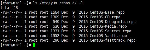 122117 0527 Redhat7iRed5 - 在Redhat7上安装iRedMail邮件系统-系统安装