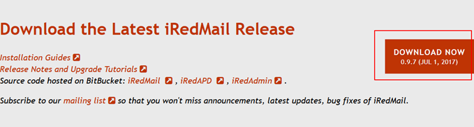 122117 0527 Redhat7iRed6 - 在Redhat7上安装iRedMail邮件系统-系统安装