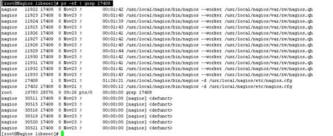122217 0907 Linuxzombie3 - Linux僵尸进程zombie发现以及处理