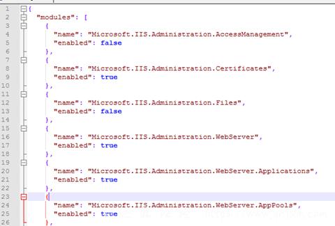 122317 1605 IISManagerA3 - IIS Manager API 创建一个普通账号来进行监控,降低安全风险
