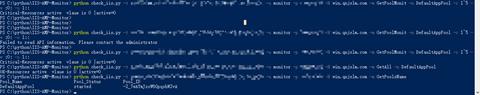 122317 1605 IISManagerA4 - IIS Manager API 创建一个普通账号来进行监控,降低安全风险