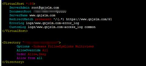 010718 0747 1We3 - 网站一些安全解决方案,1处Web服务器列目录漏洞,1处htaccess文件信息泄露