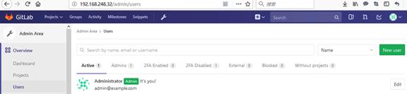 011818 0220 Gitlab10007 - Gitlab.10.0.0安装配置