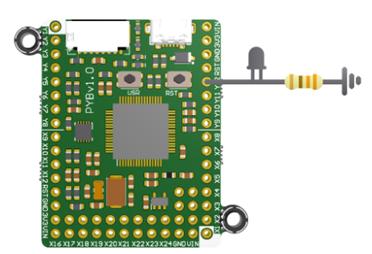 090720 1600 MicroPython2 - 熟悉MicroPython,编写简单的程序并写入开发板